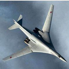 Tu-160 long-range strategic bomber