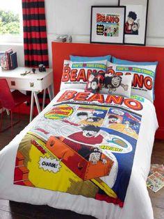 The Beano Comic Single Duvet Cover Set