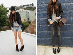 Neon Blush, San Francisco style, style blogger, simple style