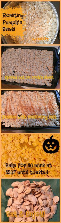 pumpkin seeds (Baking Chicken Spices)