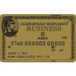 American Express Gold Business Charge Card  | AMA UK