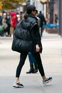 M's: Blazers or Puffers? #pufferjacket #streetstyle #fashion #allblack