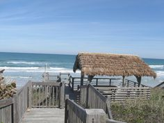 Private Homes Vacation Rental - VRBO 348262 - 4 BR New Smyrna Beach House in FL, Direct Oceanfront Beach House- Wow- Right on the Water