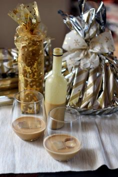 Baileys, Food And Drink, Homemade, Table Decorations, Presents, Gifts, Home Decor, Decoration Home, Home Made