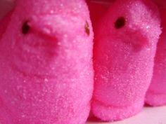 pink peeps. love you. tk.  3.21.2013