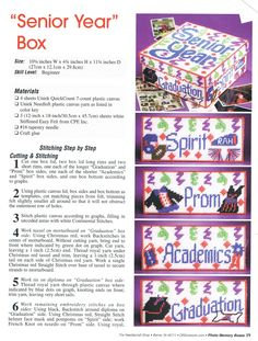 PHOTO MEMORY BOXES 19