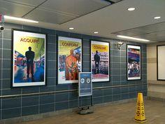 Posters - print marketing still works