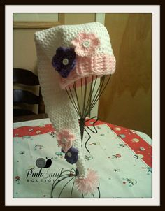 Crochet Springtime Elf Hat  Newborn to 3T by PinkSnailBoutique, $18.00