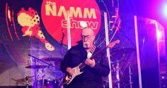 Day 2 at NAMM 2016. #musicfriday in VentsMagazine. http://ventsmagazine.com/