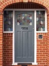 Image result for 1920s front doors & Original Victorian - Edwardian Front Door D7902 | Porch ideas ... Pezcame.Com