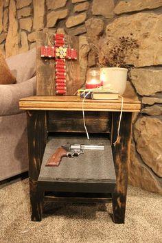 34 Best Concealment Furniture Images In 2017 Firearms Gun