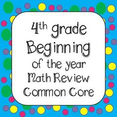 Math Activities, Teacher Resources, Teaching Ideas, Classroom Resources, Learning Resources, Elementary Teacher, Elementary Schools, 4th Grade Math, Grade 3