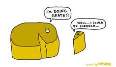 cheese puns | Tumblr