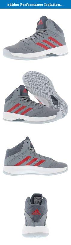 san francisco 0511f 5619c adidas Performance Isolation 2 K Basketball Shoe (Little KidBig Kid),Grey