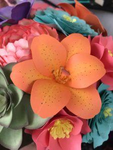 31 Best Cricut 3d Floral Home Decor Images Cricut Design Cricut