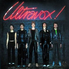 Ultravox! (Not the exclamation mark - later dropped with new frontman Midge Ure)