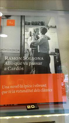 """Alló que va passar a Cardós"" de Ramon Solsona. Proa."