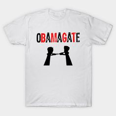 Shop Obamagate obamagate t-shirts designed by design star as well as other obamagate merchandise at TeePublic. Crew Neck Sweatshirt, T Shirt, Baseball T, Hoodies, Sweatshirts, Kids Outfits, Graphic Tees, Shirt Designs, Suits