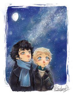 Stars by sadynax.
