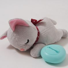 Nemuriale Sleep Aid Kitten Is Better Than Counting Sheep  ... see more at InventorSpot.com