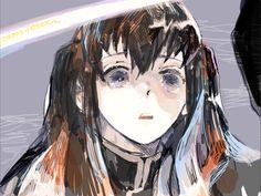 Manga Anime, Anime Demon, Sai Naruto, Fanart, Anime Art Girl, Anime Child, Demon Hunter, Demon Slayer, Manga Reader