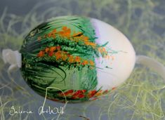 Easter Eggs – Duck easter egg – a unique product by ArtWilk on DaWanda