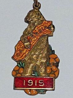 Souvenir-Pendant-California-1915