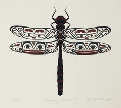 Coastal Peoples Fine Arts Gallery - April White - Dragonfly