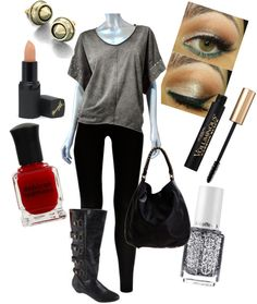 """What Studs"" by mlc04536 on Polyvore"
