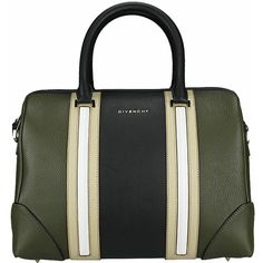 Givenchy Tricolored Lucrezia bag ($2,253) ❤ liked on Polyvore