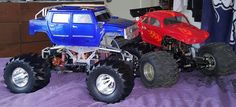 Clodbuster Radio Control, Rc Cars, Monster Trucks, Vehicles, Car, Vehicle, Tools