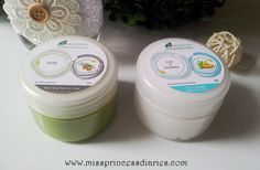 Miss Princess Diaries: Natural and Organic Moisturizers from Zenutrients