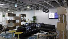 Building Coworking Space, Miami.  Interior Design by Sergio Vergara