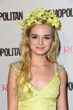Im Poppy, That Poppy, Hollywood Girls, Kellan Lutz, Jennette Mccurdy, Elizabeth Gillies, Celebs, Celebrities, Yellow Dress