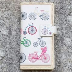 Christmas cycling gifts for women- Bicycle wallet