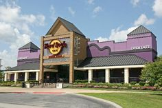 Hard Rock Cafe in Pigeon Forge, Tennessee.