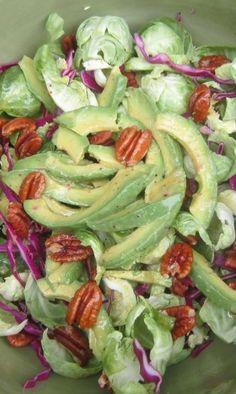 ... Salads on Pinterest   Broccoli salads, Cucumber salad and Vinaigrette