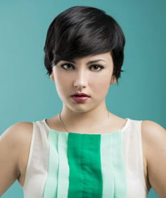Short and Medium Hair Styles - Pictures