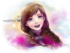 True Bliss by zeldacw on DeviantArt  OMG She's sooooo cute!