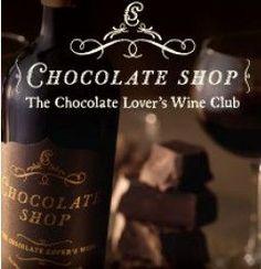Chocolate + Wine = Happy Writers: