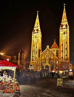 Szegedi Dóm - Hungary