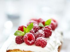 Recette Polish Recipes, Raspberry, Cheesecake, Pudding, Fruit, Cooking Ideas, Polish Food, Food, Cheesecakes