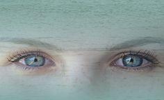 Blue eyes  Olhos da minha sobrinha Stephenie  Arte Zélia Reichert  http://www.zeliadicaseideias.blogspot.com.br/search/label/photoshop