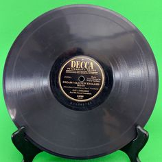 """1949 Decca 10"""" Shellac 78 RPM Record, Guy Lombardo, """"Coquette"""" Play-Rated VG-! - SOLD!"""