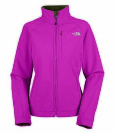 Magic Magenta North Face Apex Bionic Jackets For Women