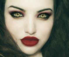 If I Were a Cullen    Had to pin in honor of the last Twilight movie Maybe be a vampire for halloween this year (and party) buy these eyes?