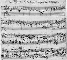 Image result for Bach fugue music