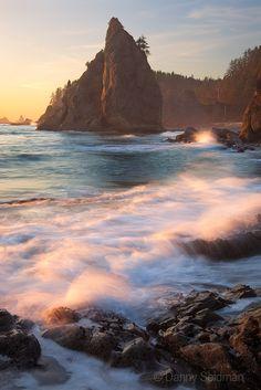 Pacific Ocean - Olympic National Park, Washington