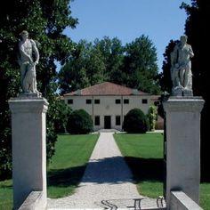Scamozzi, Villa godi Piovene, Grumolo delle Badesse
