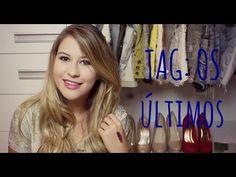 """Oi meninas, tudo bom? Respondi a """"Tag: Os últimos"""" criada pela G Flores, que achei muito diferente e criativa. Vamos ver? httpvh://www.youtube.com/watch?v=_4–r1oCck0&list=UUAkZ7bimIU9m7wT6Th0FcEw Perguntas: Último item de maquiagem que comprou..."""